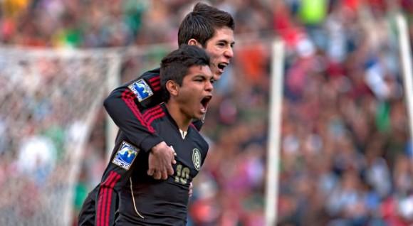 mexico campeon sub.20
