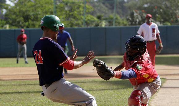 Escena de la preparación versus Matanzas. Foto: Ismael Francisco/Cubadebate.