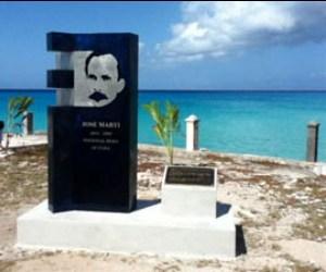 Inauguran en Las Bahamas primer monumento a José Martí