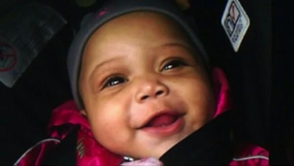 Pequeña de seis meses de edad víctima de tiroteo