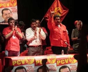 nicolas maduro partido comunista