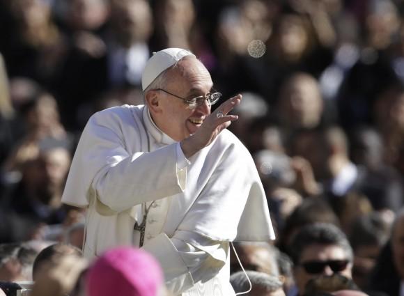 Trasciende entronización de un Papa latinoamericano