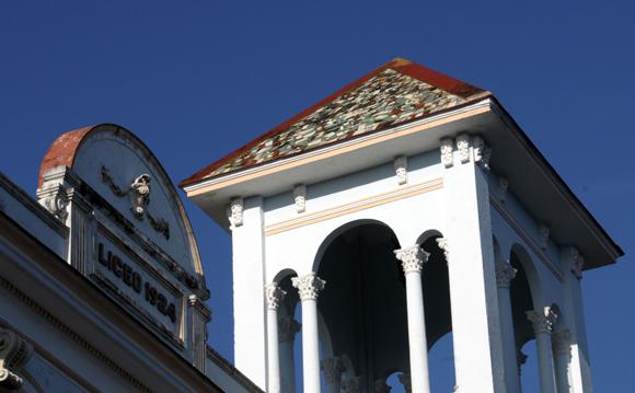 Altos del Palacio de los Matrimonios. Foto: Ladyrene