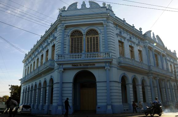 Palacio de Computación de Pinar del Río. Foto: Ladyrene Pérez/Cubadebate.