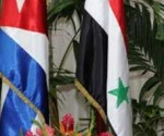 Amistad Cuba-Siria