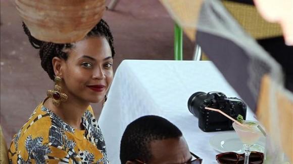 Beyoncé y Jay-Z en la Habana, Cuba