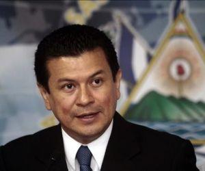 Canciller salvadoreño Hugo Martínez