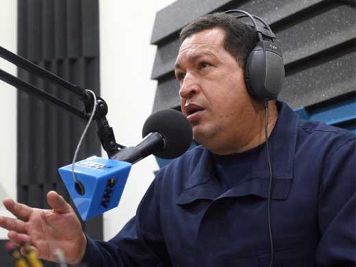 Chávez-radio