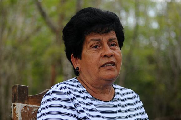 Nemesia Rodríguez. Foto: Yuliat Acosta/Cubadebate