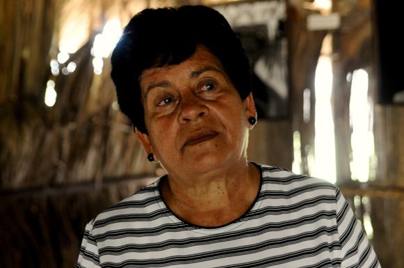 Nemesia en Soplillar. Foto:Yuliat Acosta/Cubadebate