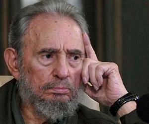 Firma Fidel Castro manifiesto En Defensa de Palestina