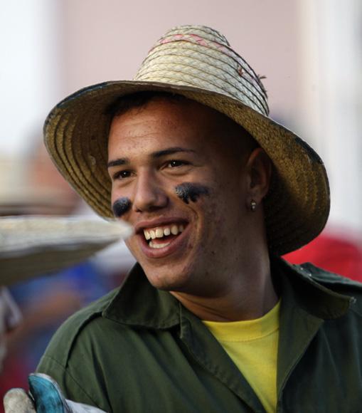 Jóvenes cubanos. Foto: Ismael Francisco/Cubadebate