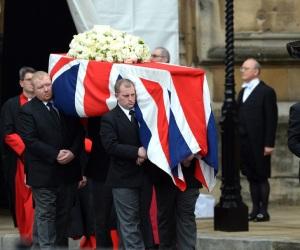 Londres Cortejo Fúnebre