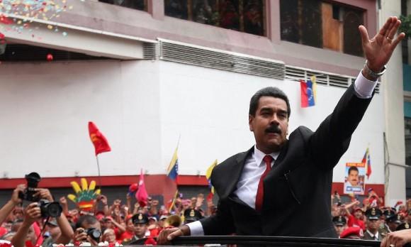 Maduro carro