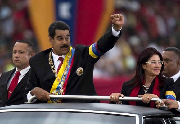 Maduro desfile1