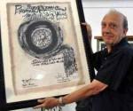 Manuel Pérez Paredes recibe Premio Nacional de Cine 2013