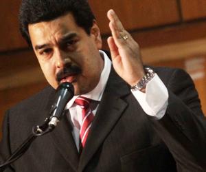 Maduro descarta privatización de PDVSA