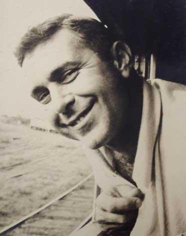 Nicolás Sirgado. foto de Archivo