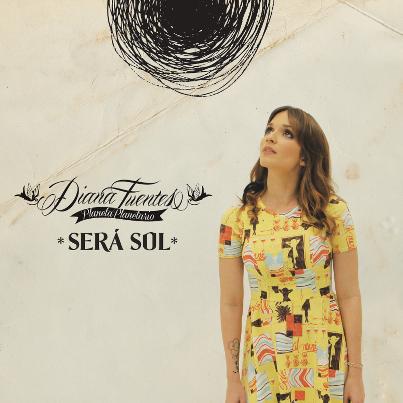 Sserá Sol una de las canciones del nuevo disco de Diana Fuentes