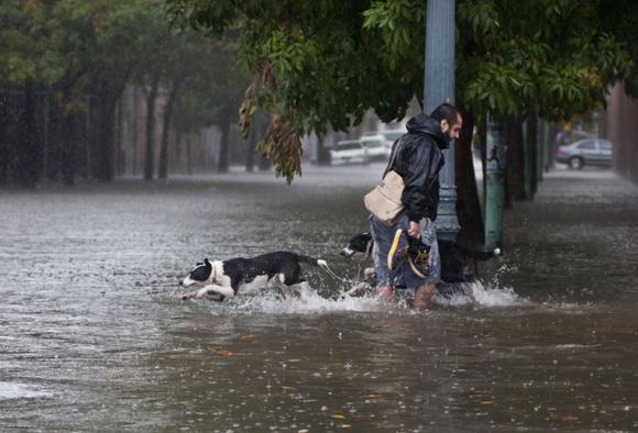 Foto: José Luis Perrino/AFP.