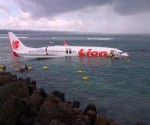 accidente de avión Bali