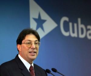 Bruno Rodríguez. Foto: archivo.