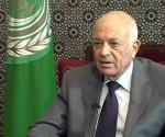 Nabil Alarabi, secretario general de la Liga Árabe.