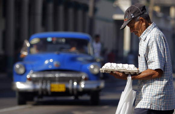El abuelo. Foto: Ismael Francisco/Cubadebate.
