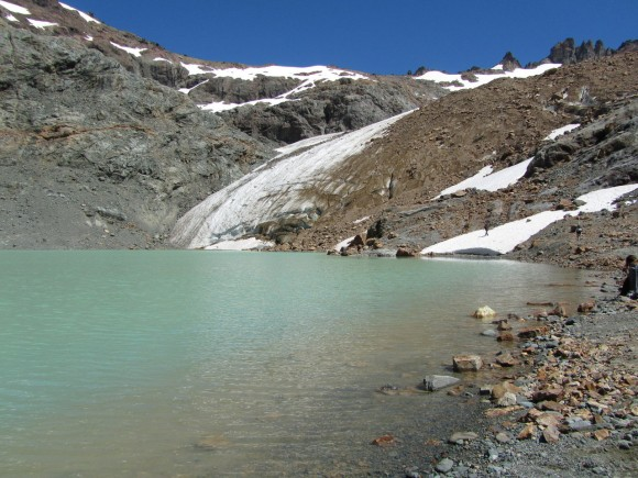 lago + deshielo