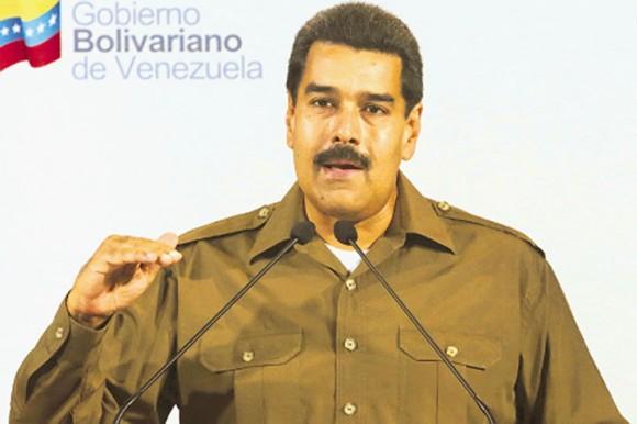 Maduro anuncia al país su nuevo gabinete de gobierno.