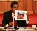 Maduro denuncia las acciones violentas de la oposición