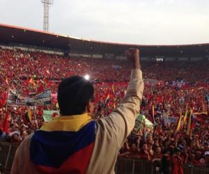 Maduro, a las puertas de la Revolución de Caracas