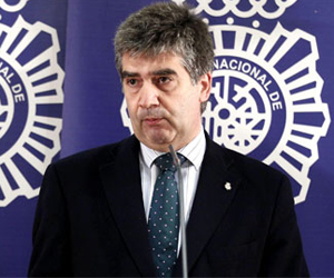 El director general de la Policía, Ignacio Cosidó. Foto: EFE.