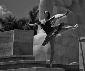 La primera bailarina del Ballet Nacional de Cuba
