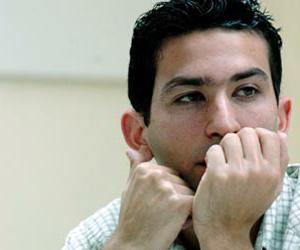 Yuniesky Quesada fue el único perdedor de Cuba en el duelo ante la India. Foto: Archivo.