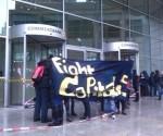Protestas en Frankfurt + BCE