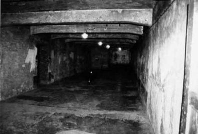 395px-Auschwitz_I_Stammlager_2001_10_Gaskammer