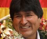 Evo Morales. Foto: Archivo.