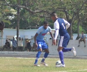 Fútbol La Habana-Camagüey