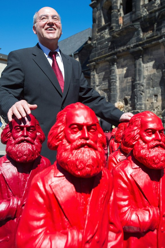 Karl Marx figuras