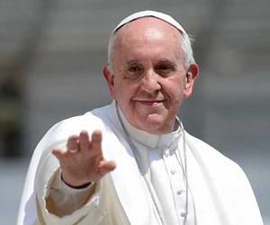 Envía el Papa mensaje al pueblo cubano por festividad religiosa