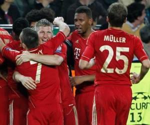 El Bayern de Múnich se impone (2-1) ante el Borusia de Dortmund