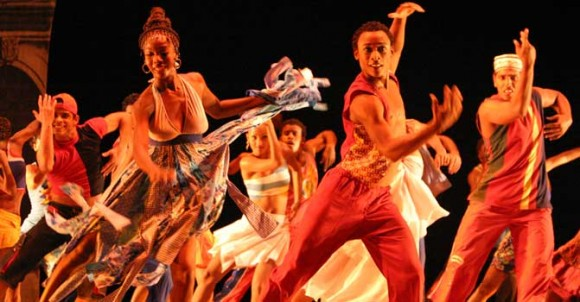 Ballet Folklórico Nacional de Cuba. Okún.