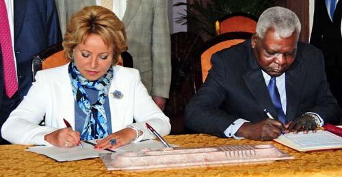 Cuba y Rusia buscan fortalecer lazos bilaterales