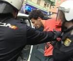 desalojo cubano en españa