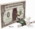 dolar crisis