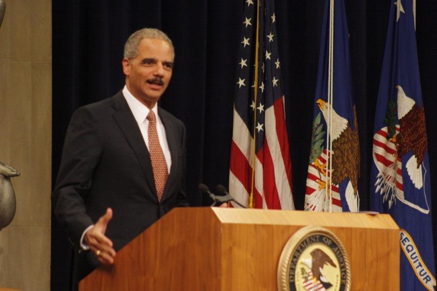 Eric Holder, fiscal general de Estados Unidos, declaró ante el consejo la muerte de cuatros estadounidenses por ataques con drones.