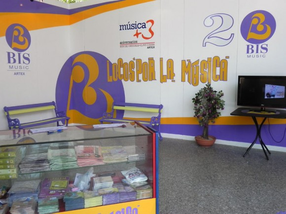 La Feria Comercial, la conforman  sellos discográficos como Bis Music.
