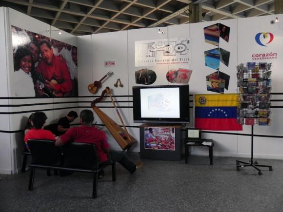 El Centro Nacional del Disco de Venezuela  muestra sus primeras producciones  a favor  de la salvaguarda de los valores y la identidad de la música venezolana a partir de su Revolución Bolivariana.