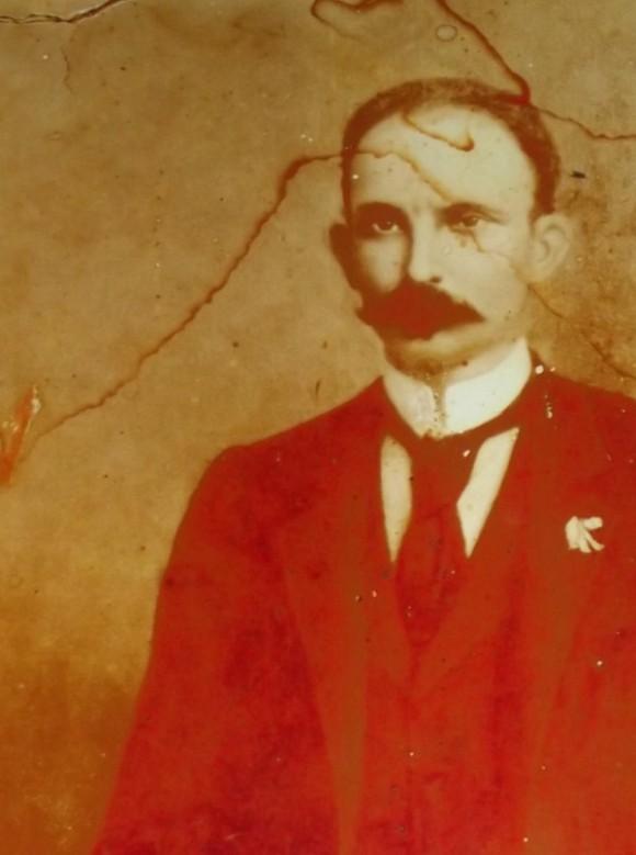 José Martí a los 42 años de edad